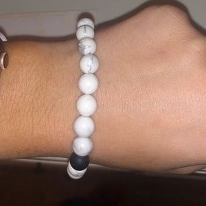 Jewelry - White Distance Bracelet